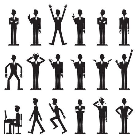 gente exitosa: hombre de negocios