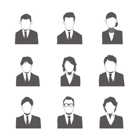 subordinate: business people