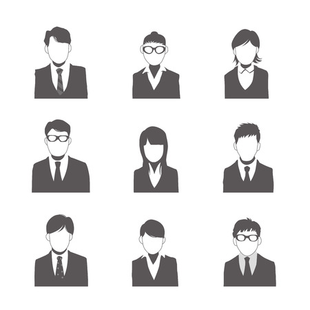 asian business man: business people