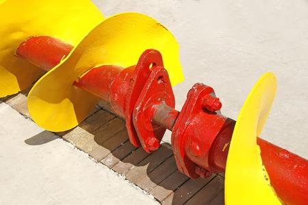 machinery: Machinery and equipment