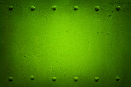armour plating: Riveted industrial plate. Metal background.