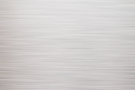 White horizontal background  based on steel plate.