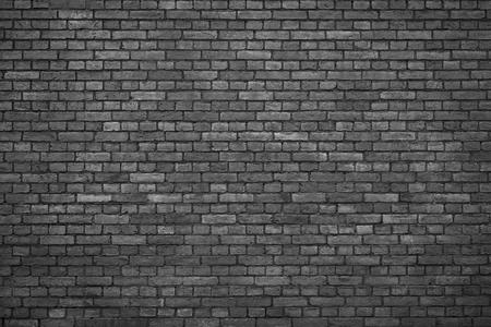 Background of abstract wall texture. Black and white image.