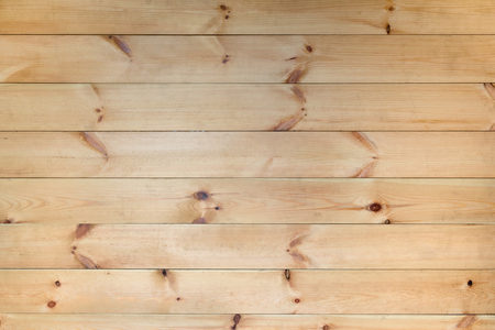 Pine, natural  boards horizontal. Texture of wood.