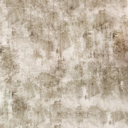 Painted wall texture square composition. Stock Photo