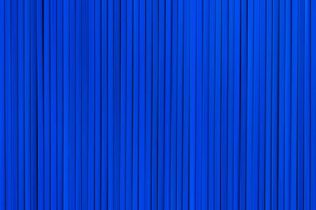 Blue vertical background  based on wooden sticks. Stock Photo