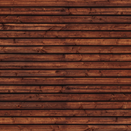 Brown, long  planks. Texture of wood. Stock Photo