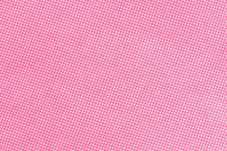 Pink fabric texture. Textile background.