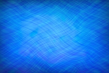 Blue wavy background . Abstract work .