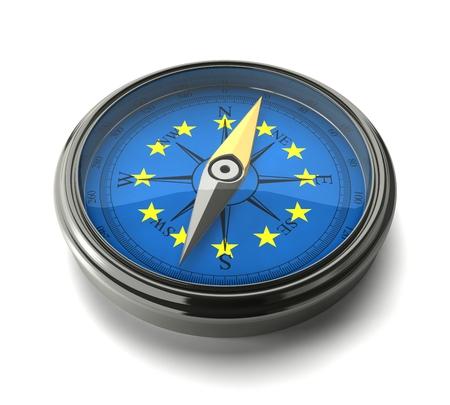 コンパス 'EU'
