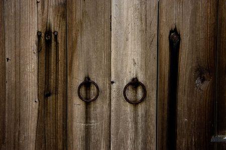 old door handle Stock Photo - 6220991