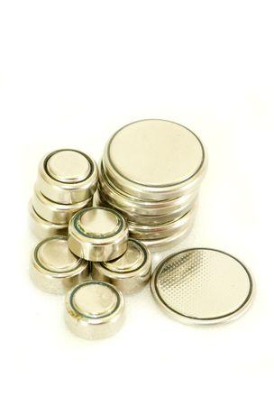 certains batterie lithium  Banque d'images