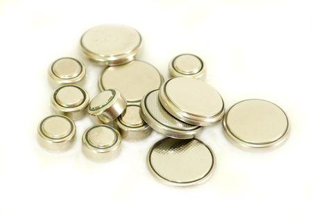 piles: certaines piles lithium