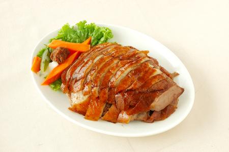 chinesisch essen: chinesische Küche. Chinesisches Essen kalte Platte. Yumcha.