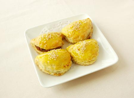 chinese cuisine: chinese cuisine. yumcha, chinese food. Stock Photo