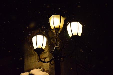 street lights: street lights Stock Photo
