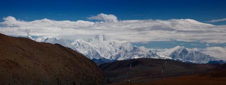 Sichuan Yajiang scenery Foto de archivo