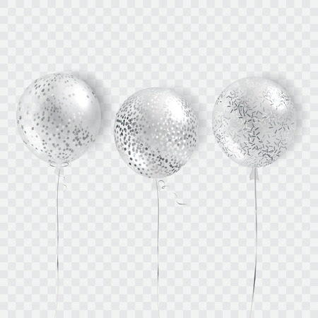 Ballonnen vector geïsoleerd Stockfoto - 91524257