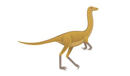 Gallimimus. The generic name means