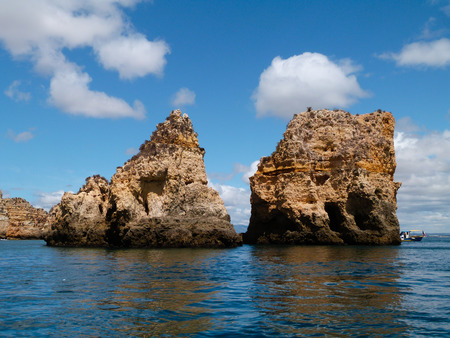 law of portugal: Vista Marina Costa de Algarve, Lagos, Portugal