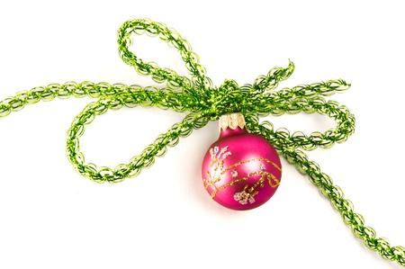 christmastree: Christmas-tree decorations  The balls Stock Photo