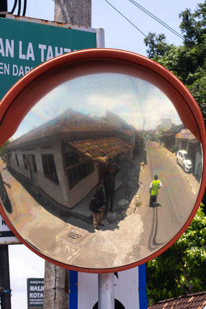 Round & large bend safety glass