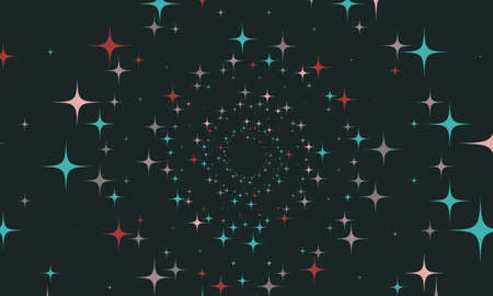 abstract star lihgt background. Modern, minimalist, suitable for wallpapers, banners, backgrounds, cards, book illustrations, landing pages, etc.