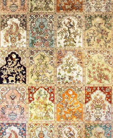 Carpet Pattern - Indian style