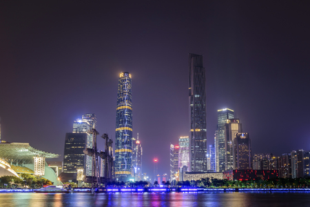 architectural firm: Pearl River Night Cruise