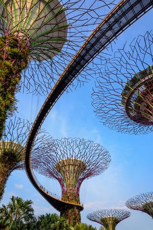 シンガポールの風景 報道画像