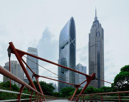 City building Landscape