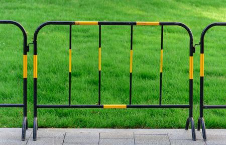 Barricade railings