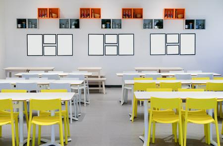 Restaurant interior design 新闻类图片