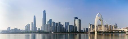 Pearl River New City Panorama