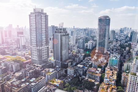 landscape of Guangzhou 写真素材