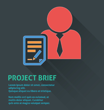 project management: Project management icon