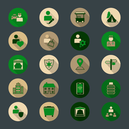 point of interest: point of interest icons