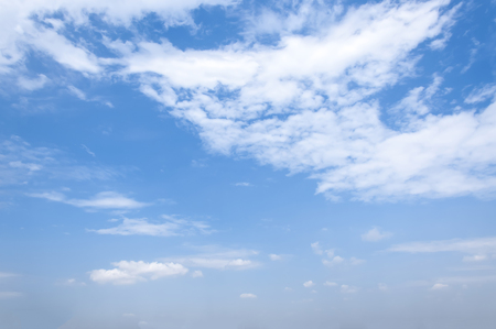 Blue sky. Stock Photo - 115152898