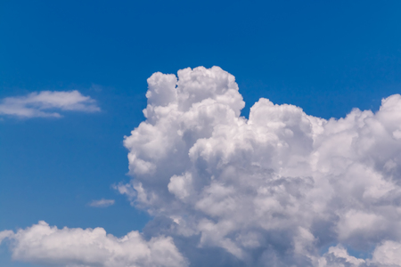 blue sky and white clouds Stock Photo - 115230033