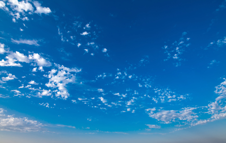 blue sky and white clouds Stock Photo - 115230094