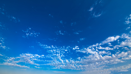 blue sky and white clouds Stock Photo - 115230095