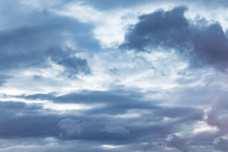 Sky nature typhoon clouds 스톡 콘텐츠 - 115229377