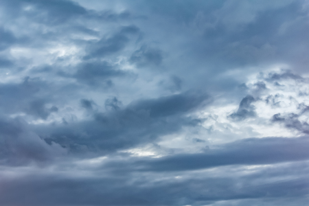 Sky nature typhoon clouds