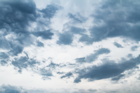 Sky with typhoon clouds 스톡 콘텐츠 - 115153690