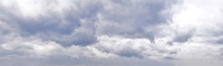 Sky with typhoon clouds 스톡 콘텐츠 - 115153928