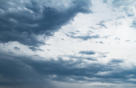Sky nature typhoon clouds 스톡 콘텐츠 - 115154110
