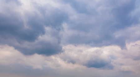 Sky with typhoon clouds 스톡 콘텐츠 - 115155227