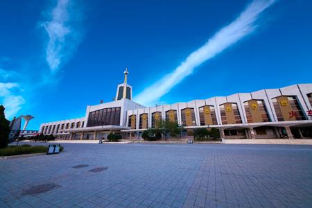 Ningxia Yinchuan Railway Station
