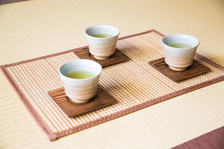 hottie: Japanese Tea