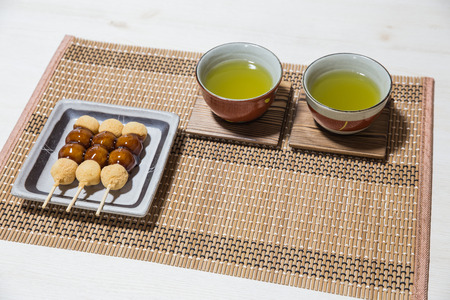 confection: Japan and the Japanese-style confection Stock Photo